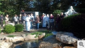 All Souls Day - Sacred Heart Cemetery Blessing of the Deceased